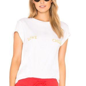 "Wildfox | NEW! NWT ""Love Child No9"" Tee Shirt"